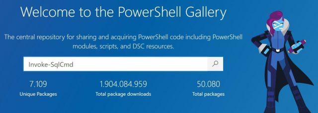 PowerShell Gallery Beispiel 1