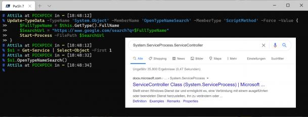 PowerShell Update TypeData